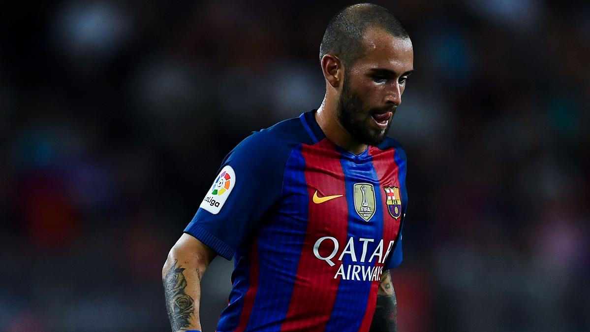 Aleix Vidal se lesiona y pierde otra oportunidad