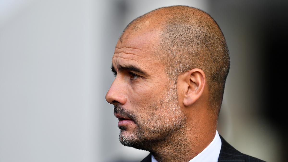 El deseo de Guardiola para el juego del Manchester City