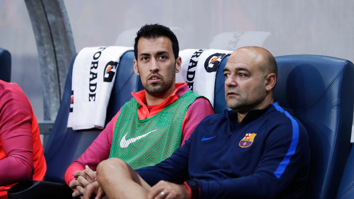 El Bar�a vuelve a fijarse en el Sevilla para relevar a Busquets