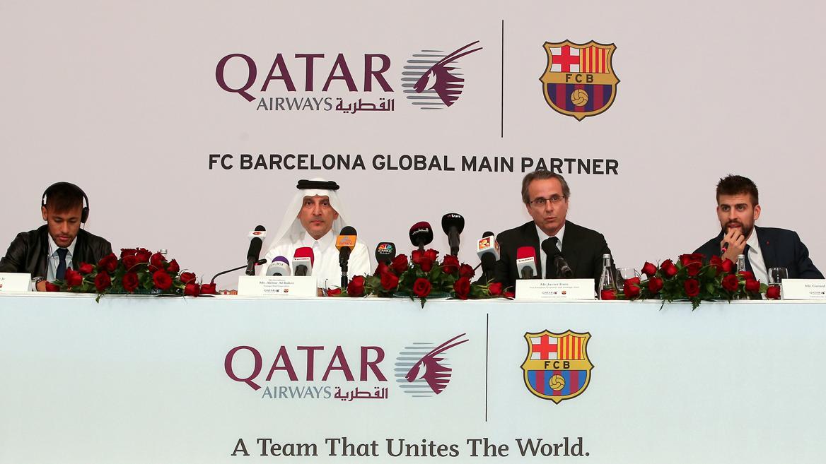 �El Barcelona jugar� en diciembre un amistoso en Qatar!