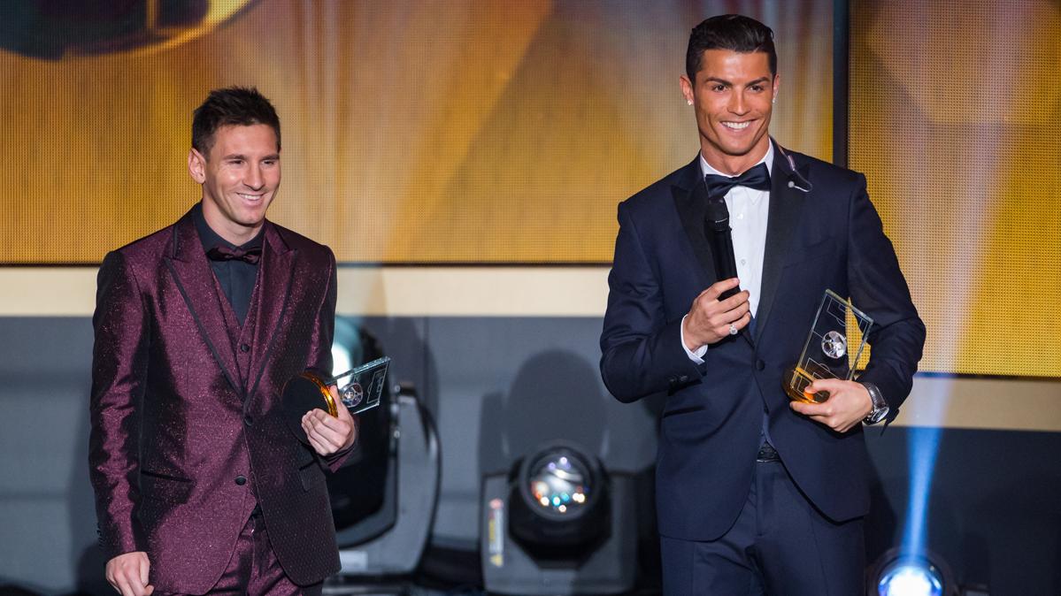 """Puyol: """"Messi y Cristianoseguirán dominando el panorama"""""""