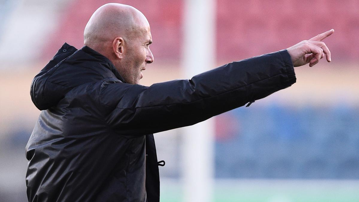 Las claves tácticas del Madrid de Zidane, a análisis