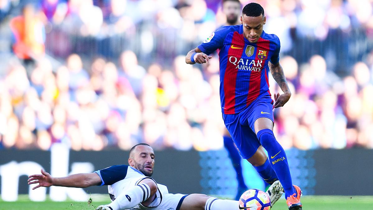 Neymar Sr puntualiza que fichar a su hijo valdr�a 430 millones