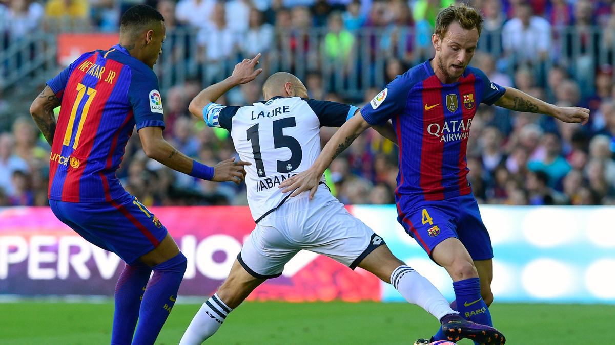 ¿Forzarán o se la jugarán Neymar y Rakitic con sus sanciones?