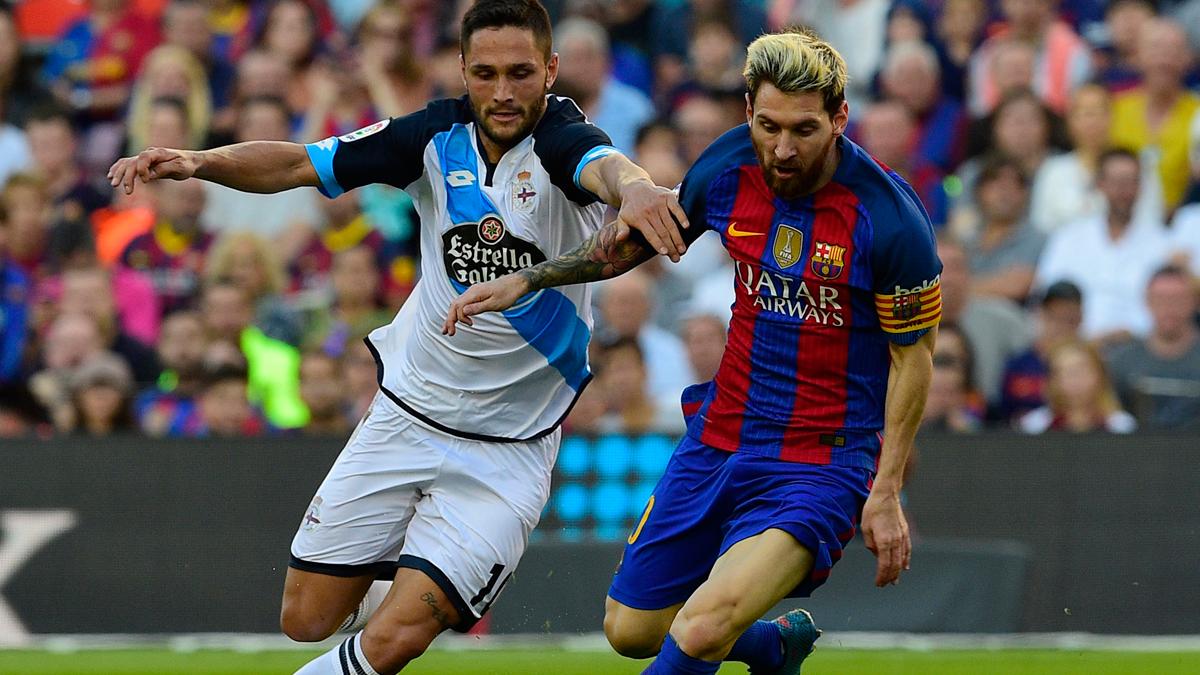 La curiosa estad�stica de Messi saliendo desde el banquillo