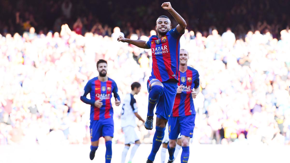 El FC Barcelona, el que m�s golea en Liga y Champions