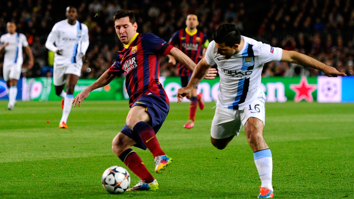 La confesión de Agüero sobre el FC Barcelona de Messi
