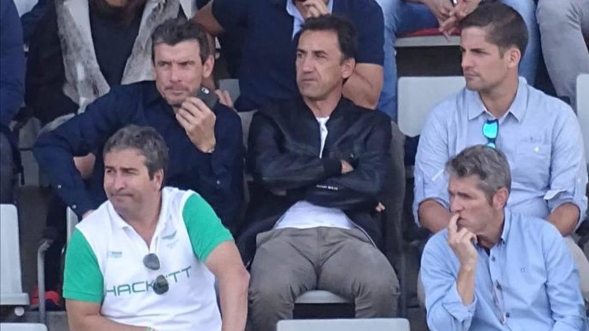 El FC Barcelona ya espi� en directo al H�rcules