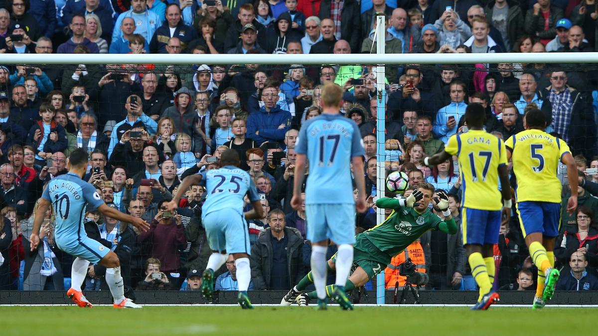 El Manchester City, el club con m�s penaltis a favor en Europa