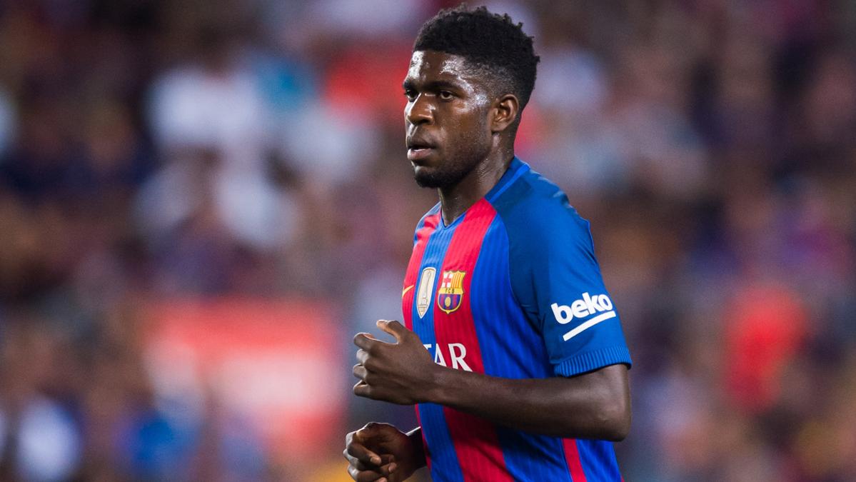 """El Barça acabó el primer tiempo con todo el """"clan francés"""" junto"""