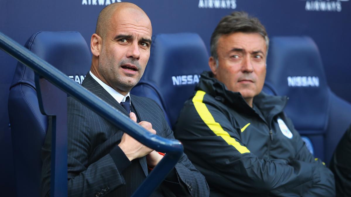 El Manchester City de Guardiola, obligado a ganar t�tulos