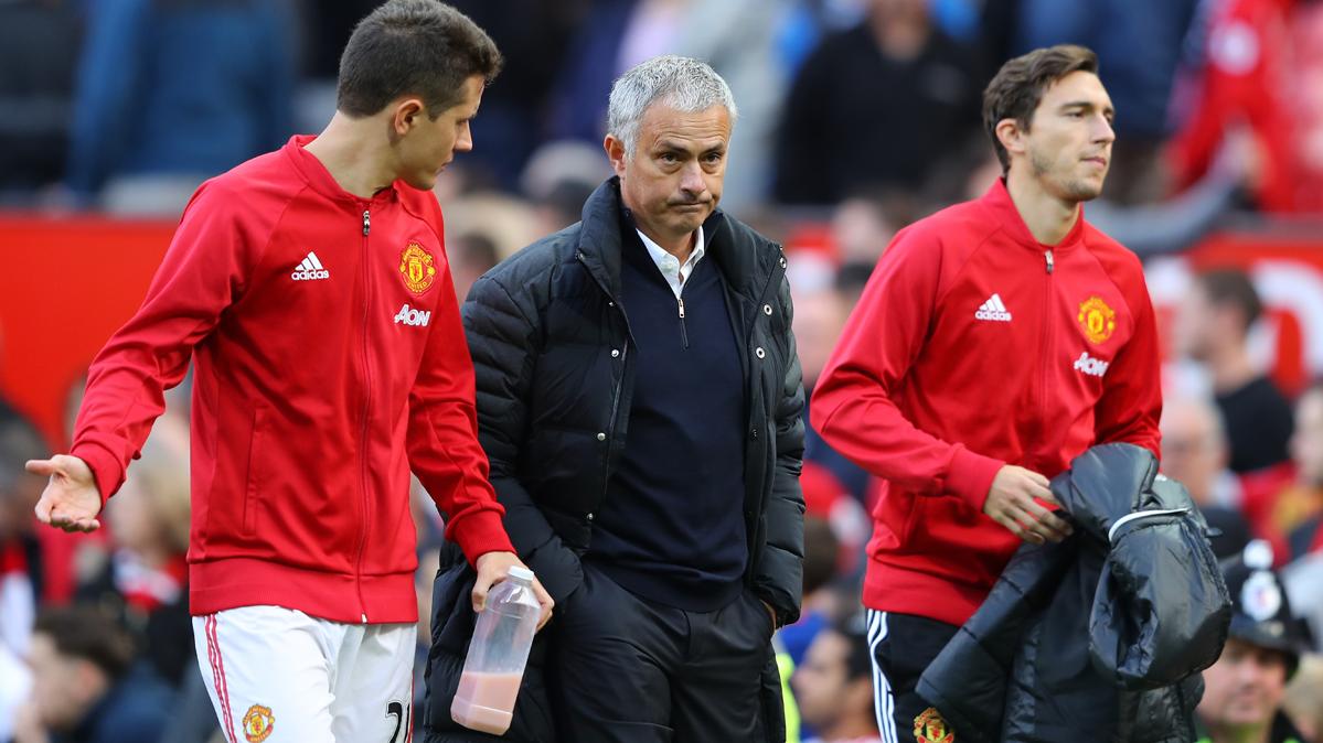 El United de Mourinho sigue deambulando sin pena ni gloria