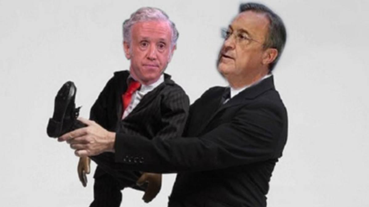 """Los mejores memes de """"la marioneta de Florentino"""""""