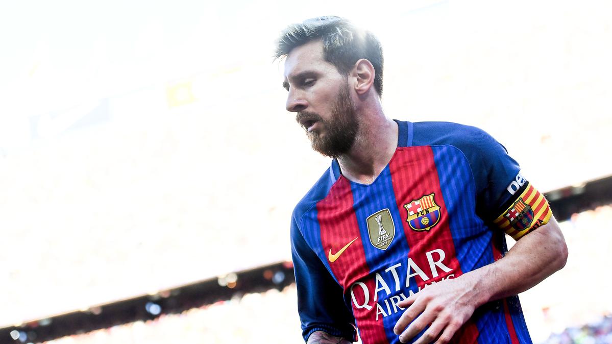 Insisten en que el City quiso fichar a Leo Messi este verano