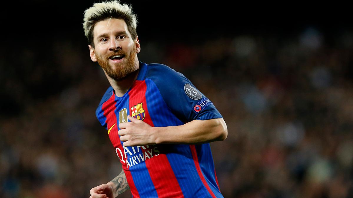 """Hat-trick"" sideral de Leo Messi para seguir ""pichichi"""