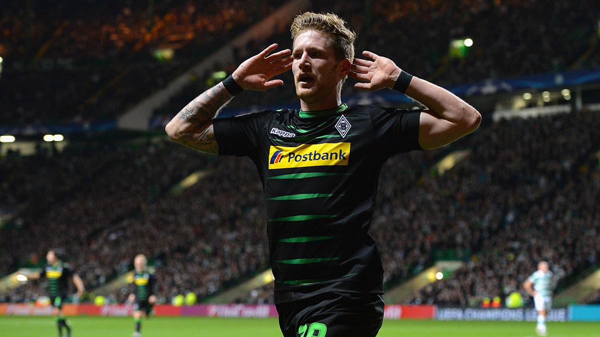 El Gladbach gana al Celtic y pone en apuros al City (0-2)