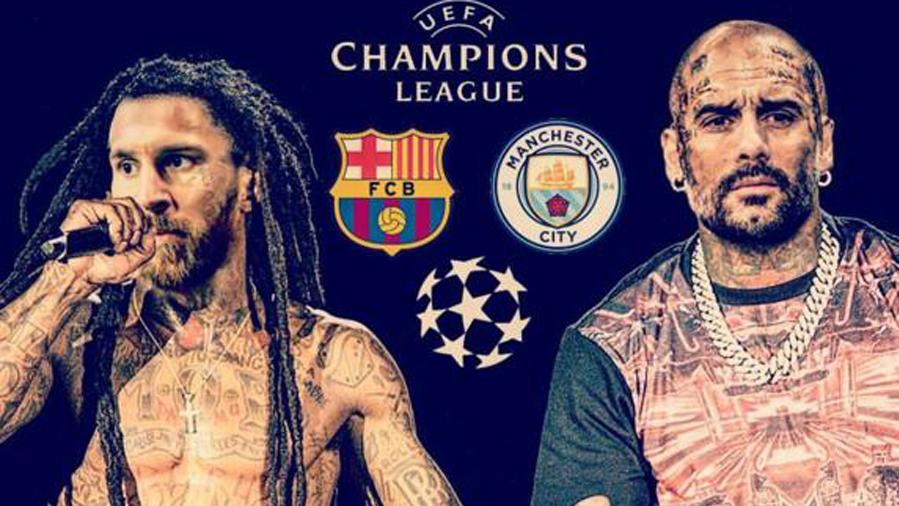 "Los mejores ""memes"" del FC Barcelona-Manchester City"