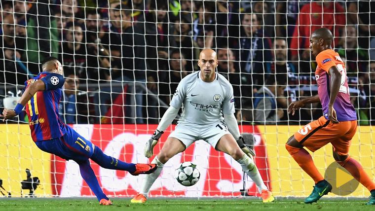 Cachondeo en las redes con el penalti fallado por Neymar