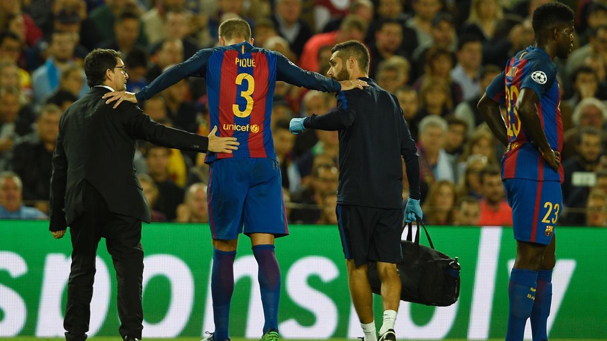 El Barça, con la defensa en cuadro para visitar al Valencia