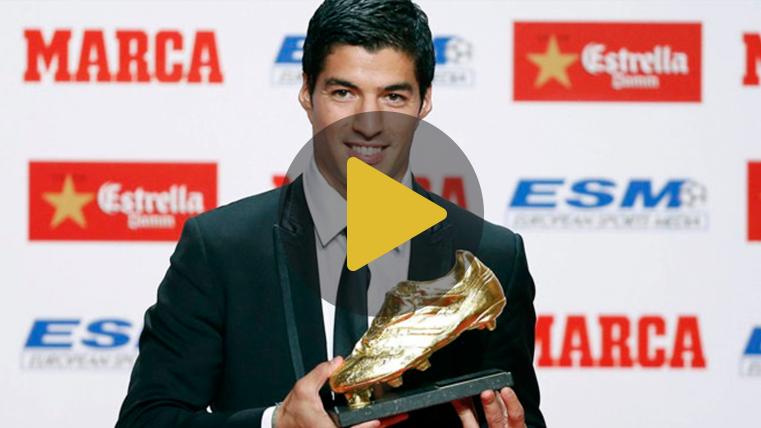 """Suárez: """"Agradecer al Barça la oportunidad de estar aquí"""""""