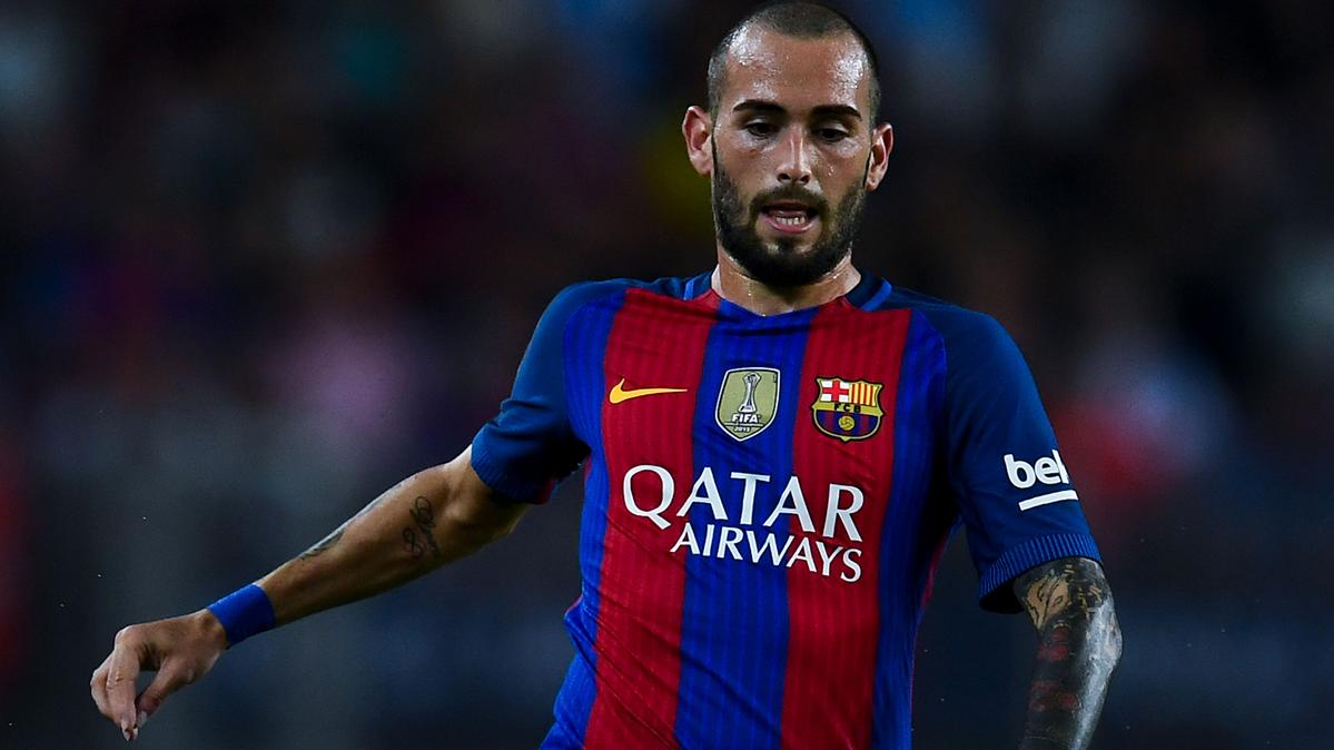 �Por qu� Aleix Vidal no estuvo en la cena del Barcelona?