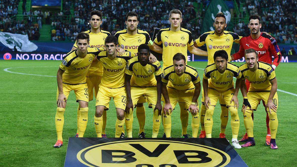 """El FC Barcelona se fija en un joven """"crack"""" del Dortmund"""