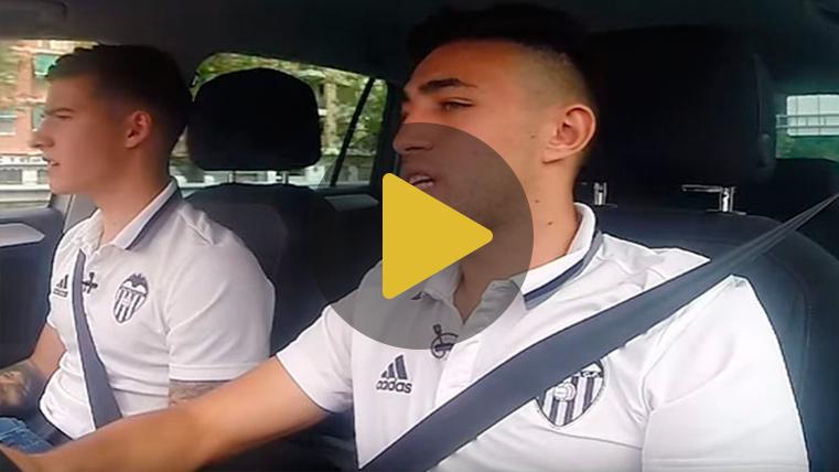 Munir avisa sobre cómo era visitar Mestalla con el Barça