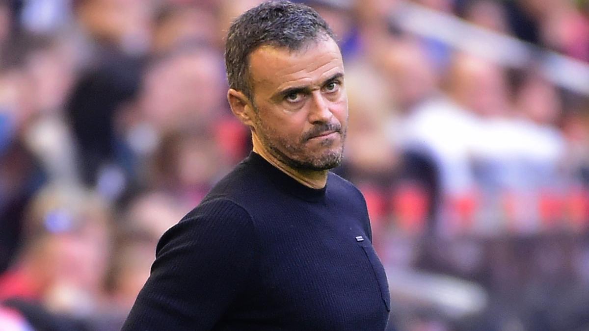 Lo que hizo Luis Enrique para remontar ante el Sevilla