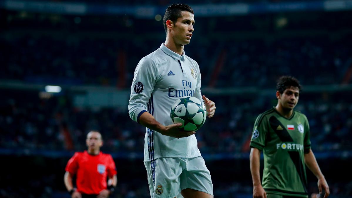 Las se�ales que muestran el declive futbol�stico de Cristiano