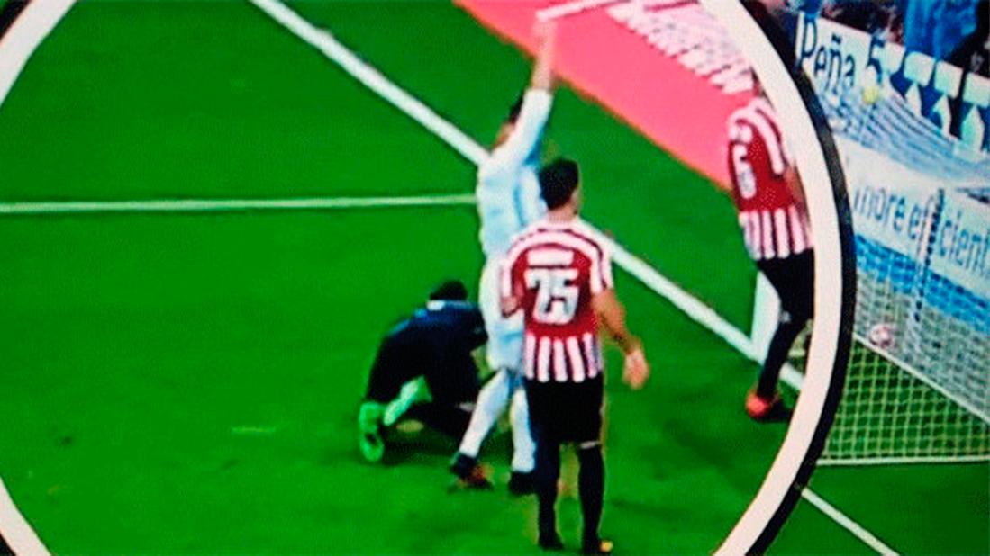 Siguen sin creerse la egoc�ntrica reacci�n de CR7 al gol de Morata
