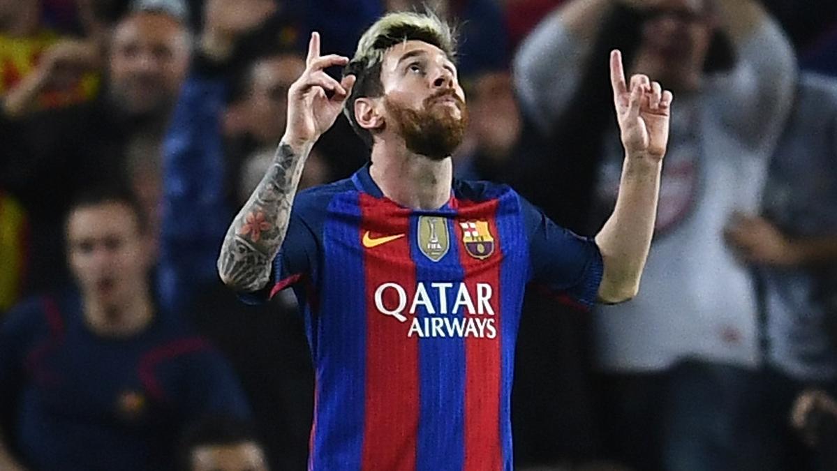 �Messi est� arrasando en la encuesta del Bal�n de Oro 2016!