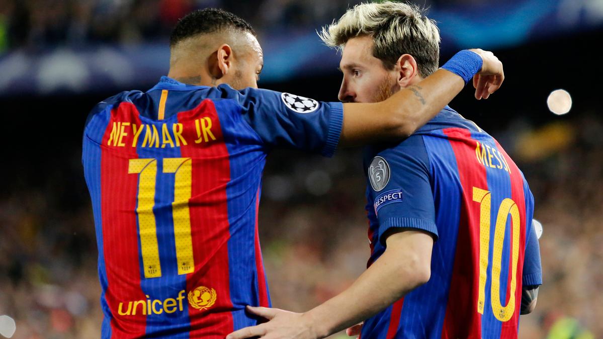 """El """"dardo"""" de Ra�l a Messi y Neymar por el Valencia-Bar�a"""
