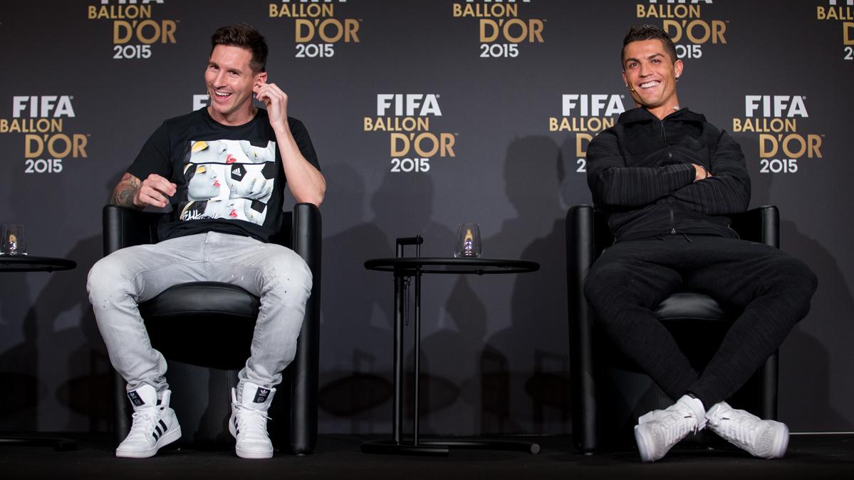 As� aventaja ahora Messi a Cristiano en el Bal�n de Oro 2016