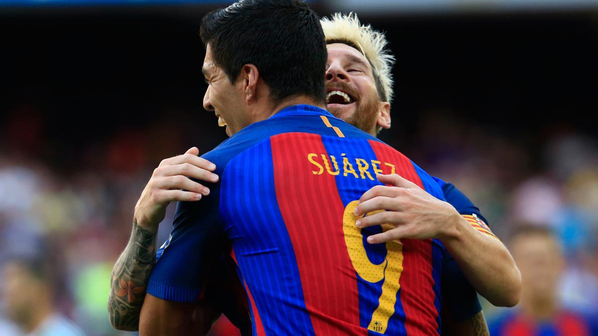 El Barça, bien posicionado para conquistar otra Bota de Oro