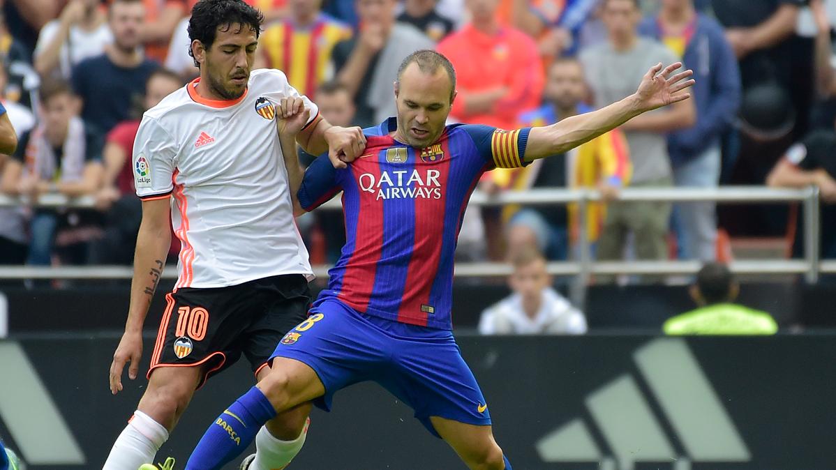 "Parejo: ""El Bar�a nos falt� al respeto y Neymar se equivoc�"""