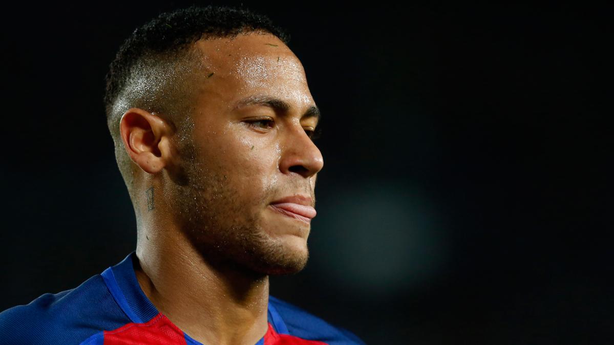 La insidiosa carta del aficionado que agredi� a Neymar Jr