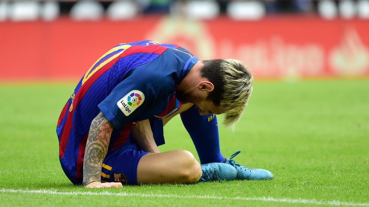 Desvelan que Messi puede dejar el Bar�a tras el Mundial 2018