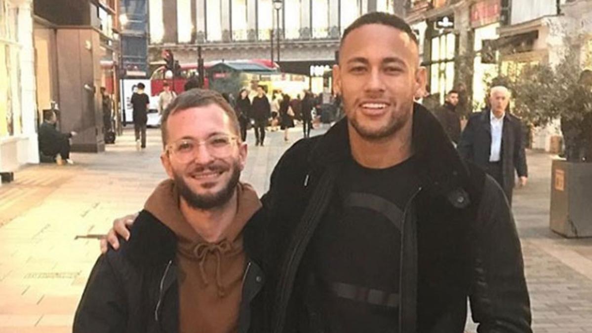 La foto de Neymar que puede no gustar a un sector del Bar�a