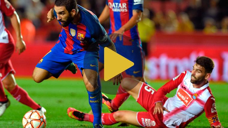 Un Barça inocuo cae ante el Espanyol en la Supercopa (0-1)