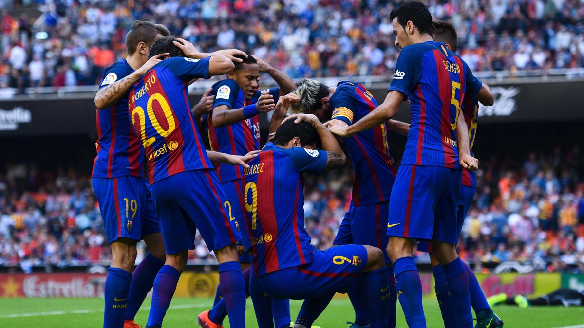 INJUSTICIA: La rid�cula sanci�n de LaLiga al Valencia CF