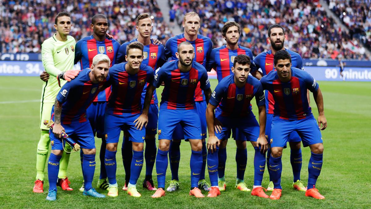 """El jugador del Barça al que se le puede acabar """"la paciencia"""""""