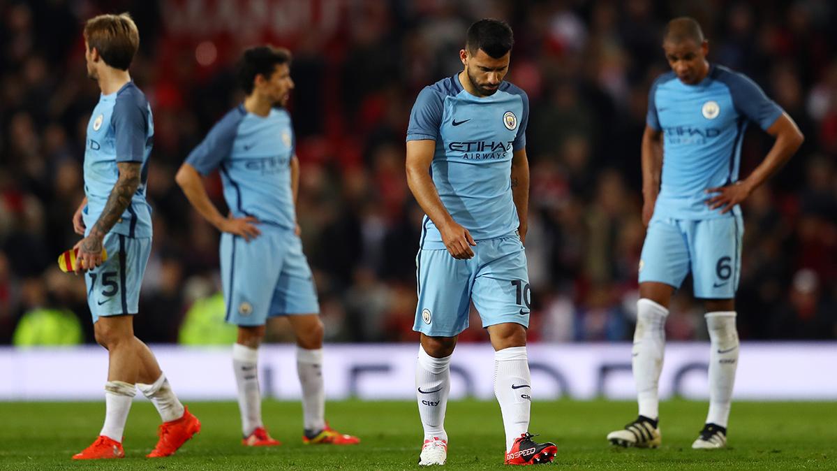 Mata da la victoria al Manchester United sobre el City (1-0)