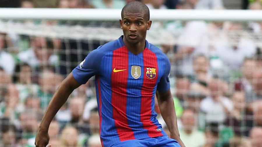 Marlon, motivado para hacerse un sitio en el FC Barcelona