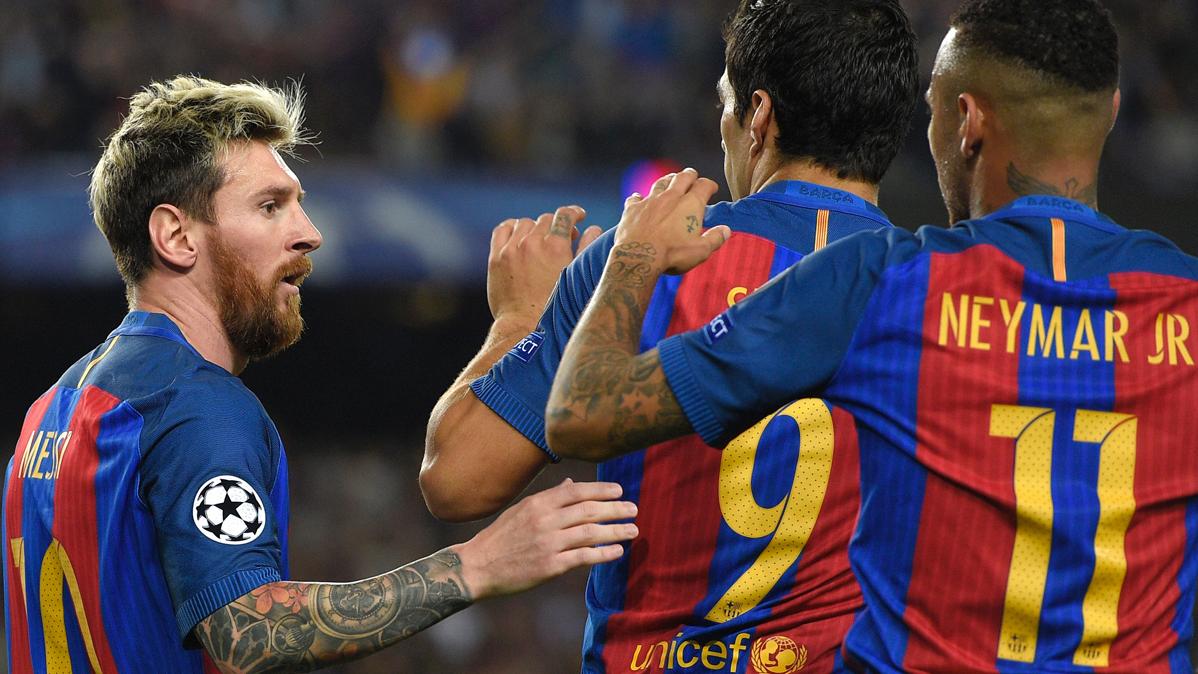 """El elogio más certero de Suárez a Messi: """"Juega de todo"""""""