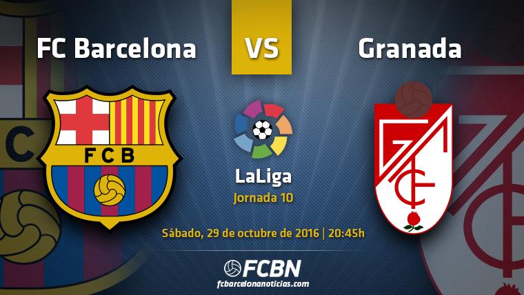FC Barcelona vs Granada: El Barça no se fía del colista de Liga