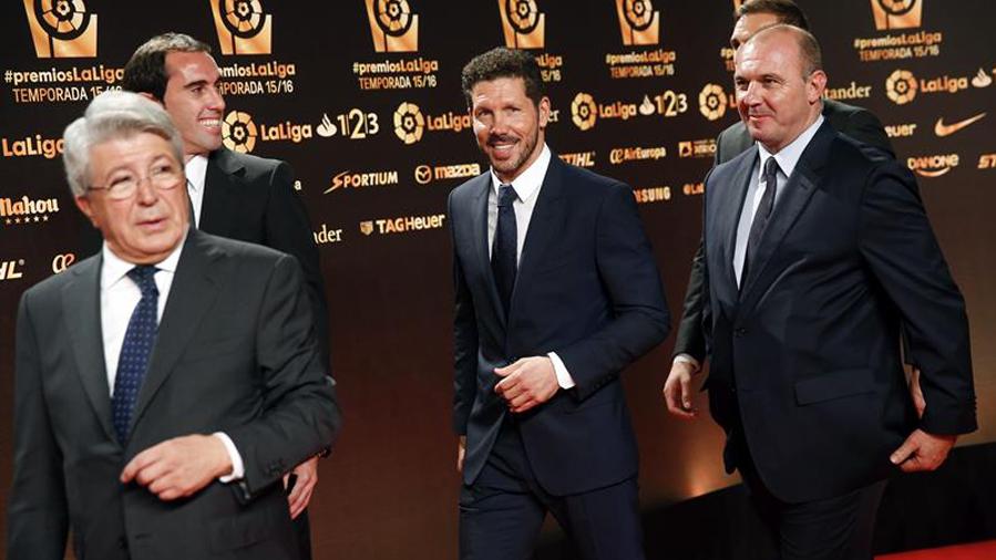 """El """"tongo"""" de los Premios LaLiga también desprestigió al Barça"""