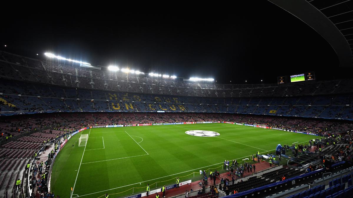 """El Camp Nou """"golea"""" en asistencia al Santiago Bernabéu"""