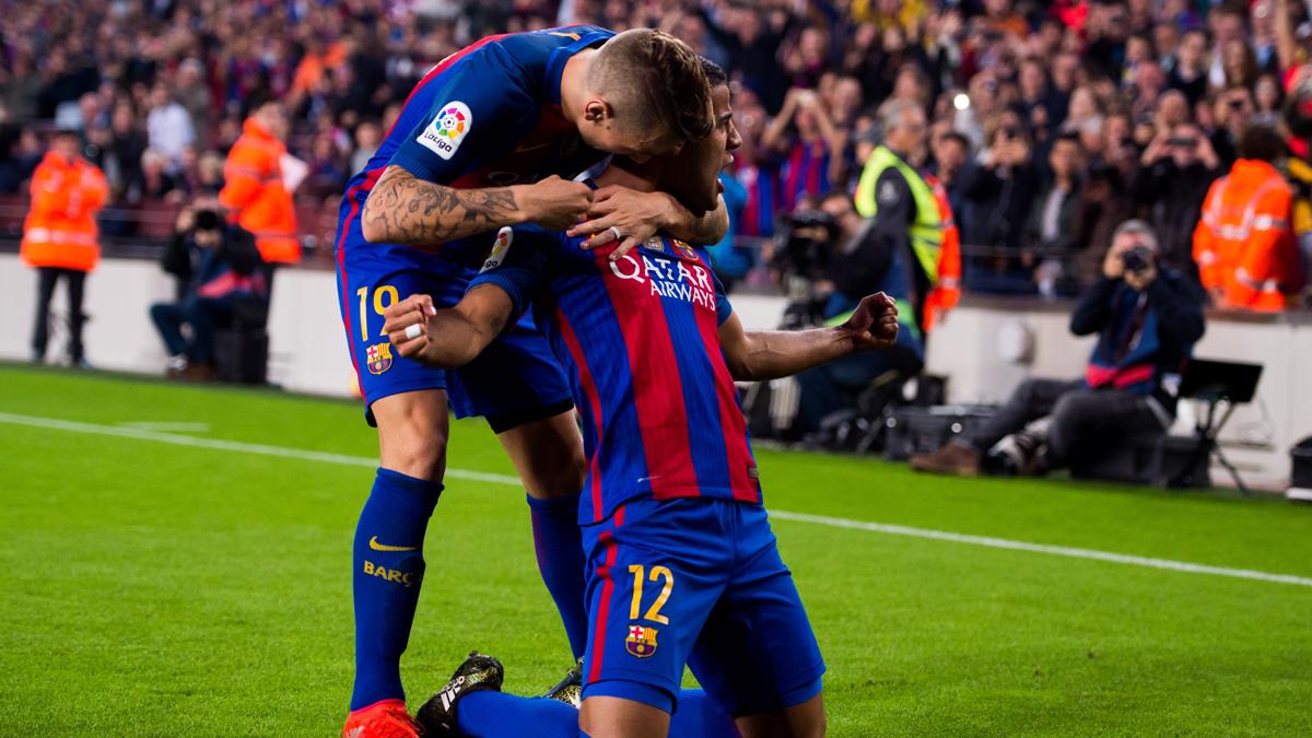 """El centro del campo sigue """"salvando"""" al Barcelona 2016-17"""