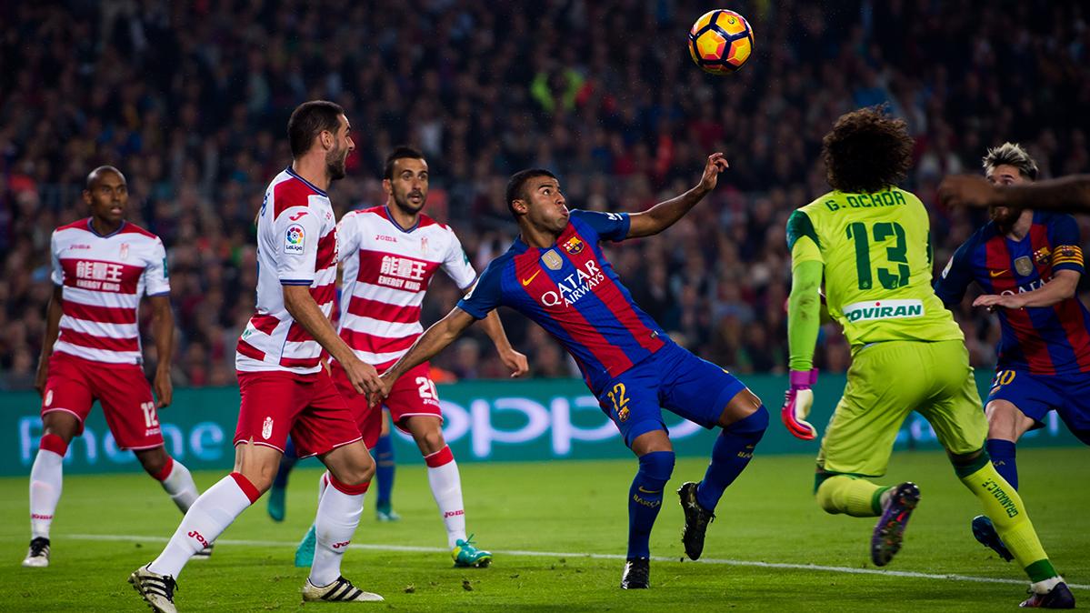 El Barça mantiene el pulso en lo alto de LaLiga 2016-2017