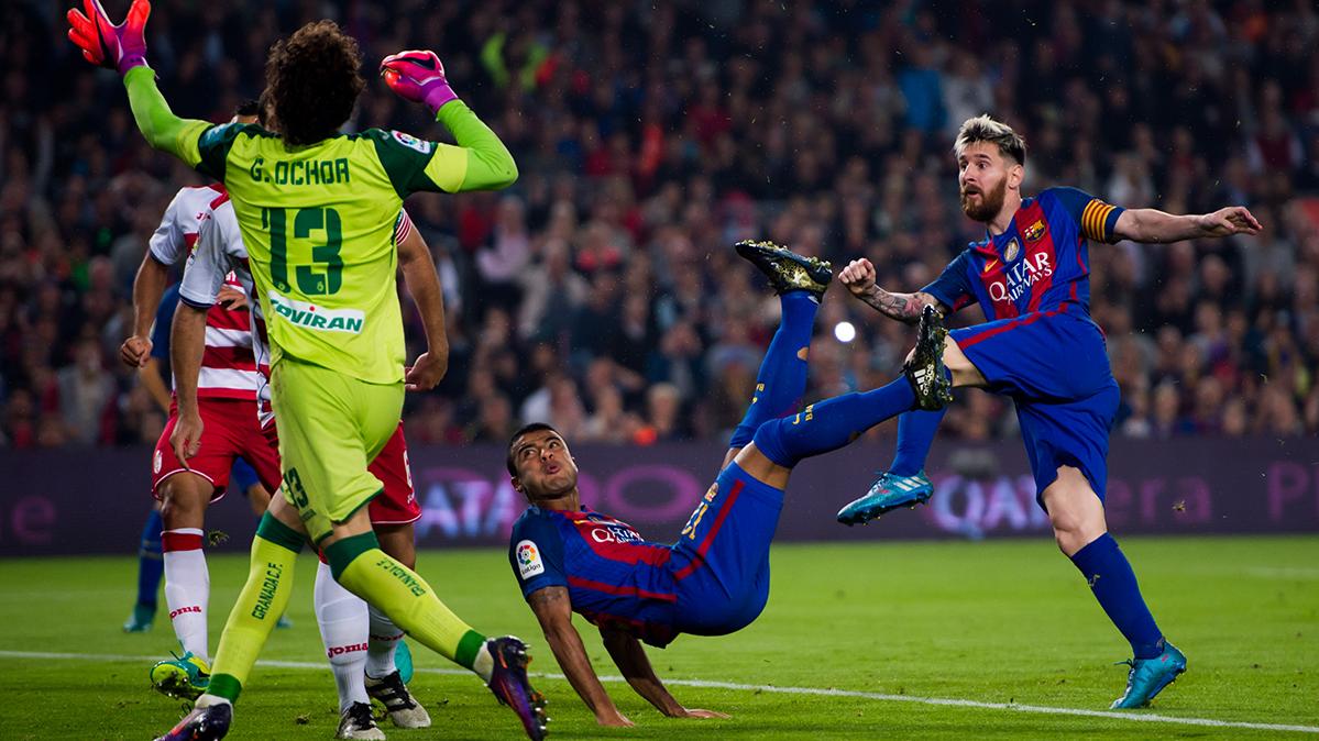 Las cuatro cosas positivas de la victoria del Barça ante el Granada
